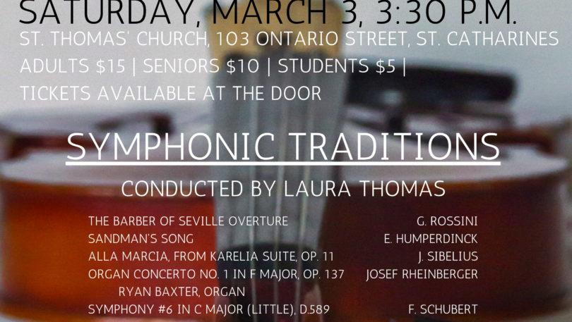 Niagara Center Member Ryan Baxter to perform Rheinberger Organ Concerto No 1
