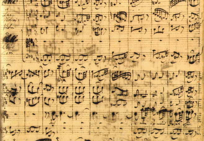 Numerology in Bach's St. Matthew Passion