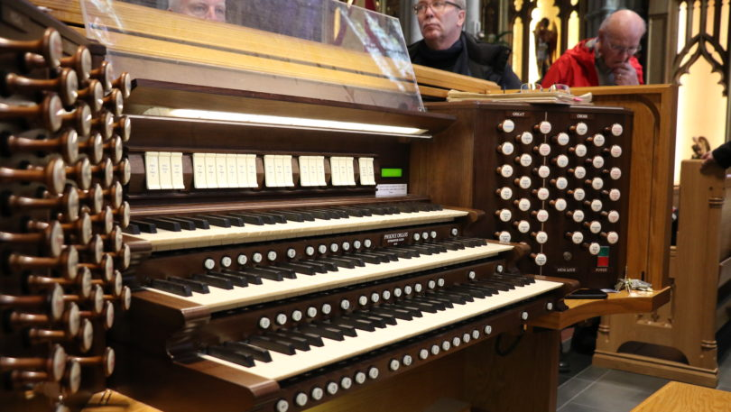 Pipe Organist Playing Injuries Survey due July 1, 2020